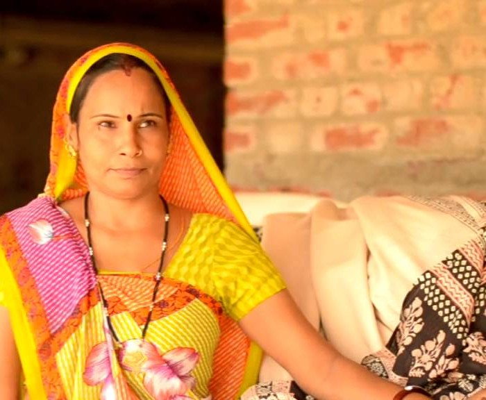 Meet Prerna from Rajasthan, one of our block printers